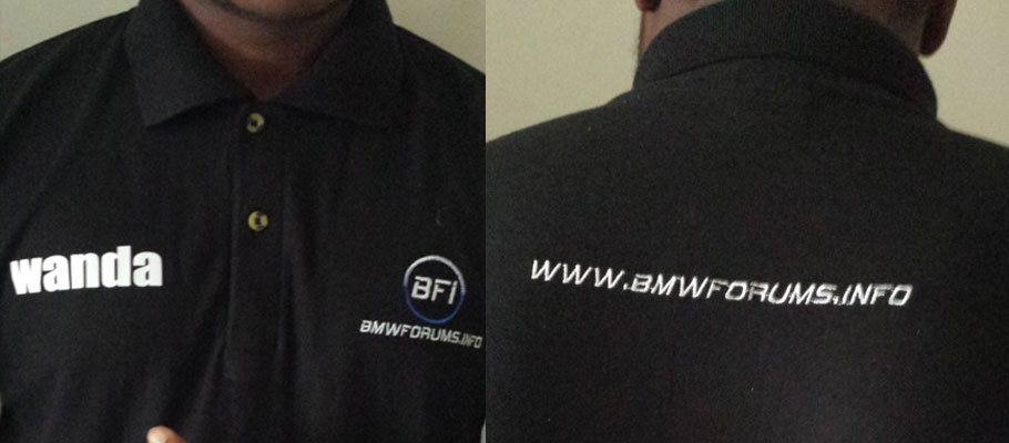 BMW Forums Info UK - shirt