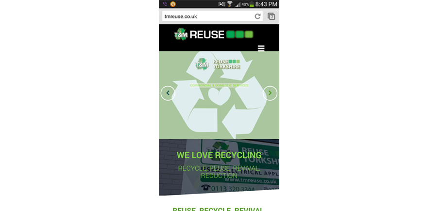TM Reuse Ltd UK Mobile